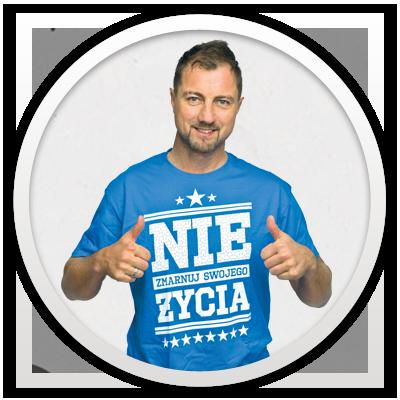 Jerzy Dudek - Ambasador projektu | Nie zmarnuj swojego życia