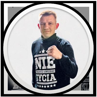 Tomasz Adamek - Ambasador projektu | Nie zmarnuj swojego życia