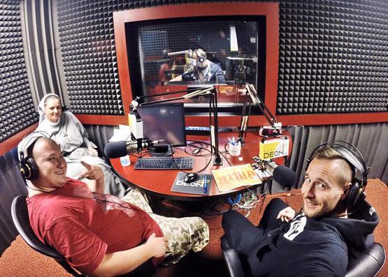 RYMcerze in USA, Radio Deon